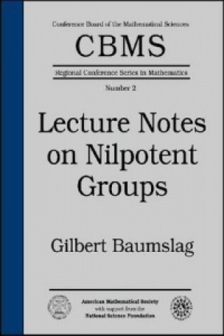Lecture Notes on Nilpotent Groups