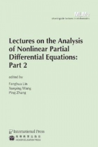 Lectures on the Analysis of Nonlinear Partial Differential Equations