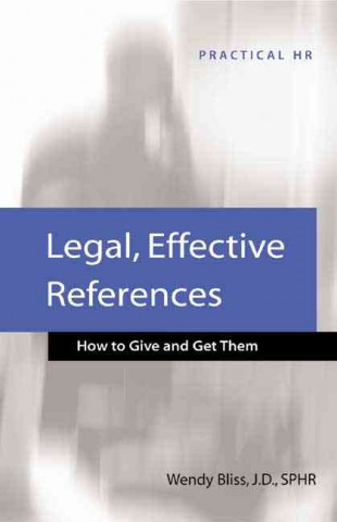 LEGAL EFFECTIVE REFERENCES