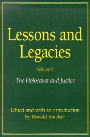 Lessons and Legacies