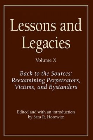 Lessons and Legacies X