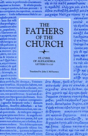 St. Cyril of Alexandria Letters 51-110