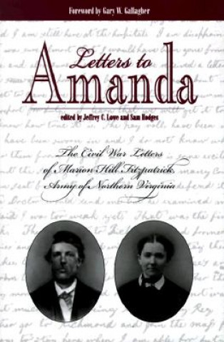 Letters to Amanda
