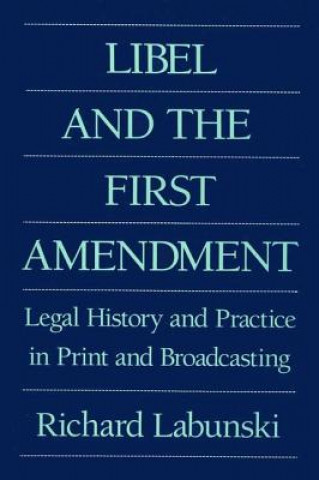 Libel and the First Amendment