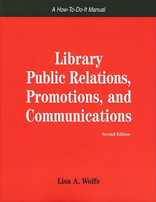 Library Public Relations, Promotions and Communications