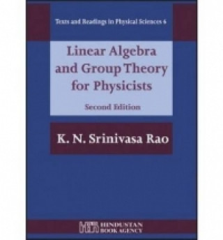 Linear Algebra and Group Theory for Physicists