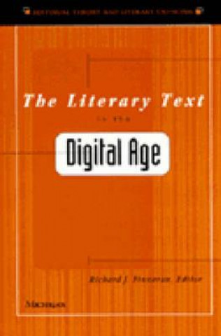 Literary Text in the Digital Age