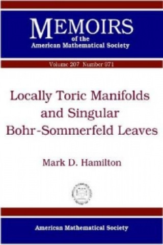 Locally Toric Manifolds and Singular Bohr-Sommerfeld Leaves