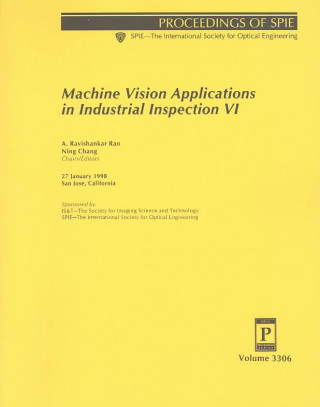 Machine Vision Applications in Industrial Inspection VI