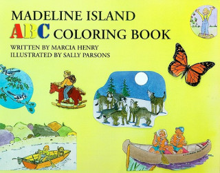 Madeline Island ABC Coloring Book