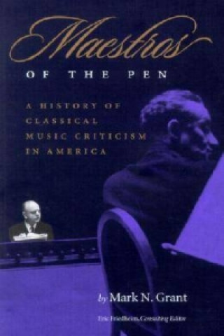 Maestros of the Pen