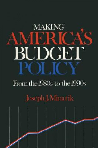Making America's Budget Policy from the 1980's to the 1990's