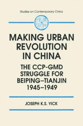 Making Urban Revolution in China