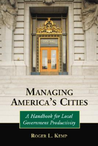 Managing America's Cities