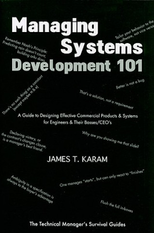 Managing Systems Development 101