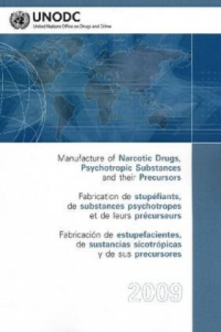 Manufacture of Narcotic Drugs Psychotropic Substances and Their Precursors 2009