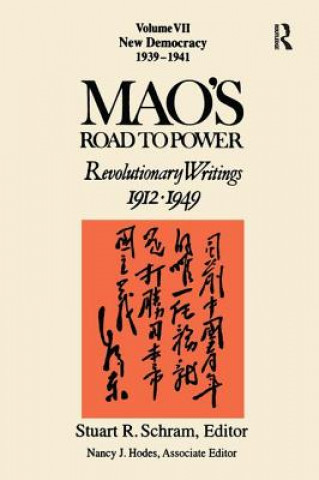 Mao's Road to Power