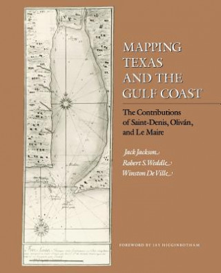 Mapping Texas and the Gulf Coast