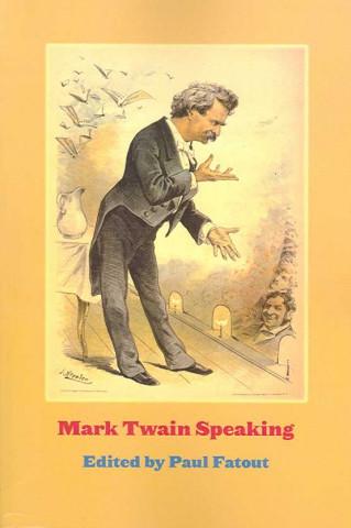 Mark Twain Speaking