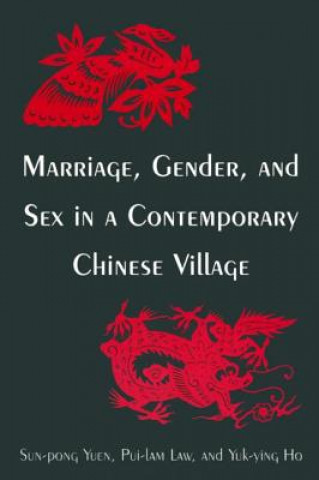 Marriage, Gender and Sex in a Contemporary Chinese Village