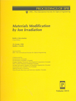 Materials Modification by Ion Irradiation
