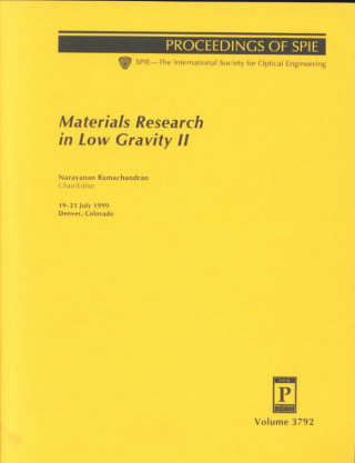Materials Research in Low Gravity II