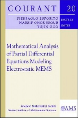 Mathematical Analysis of Partial Differential Equations Modeling Electrostatic MEMS