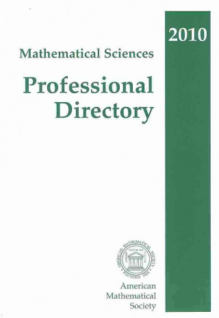 Mathematical Sciences Professional Directory