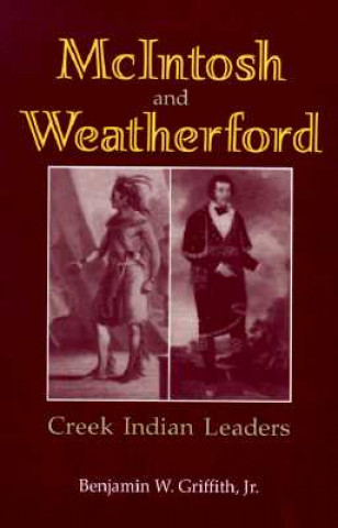 Mcintosh and Weatherford, Creek Indian Leaders