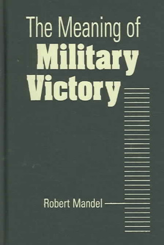Meaning of Military Victory