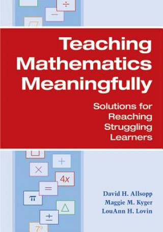 Meaningful Mathematics Instruction for Students with Learning Difficulties