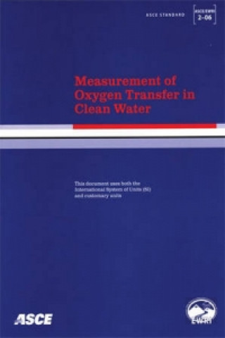 Measurement of Oxygen Transfer in Clean Water