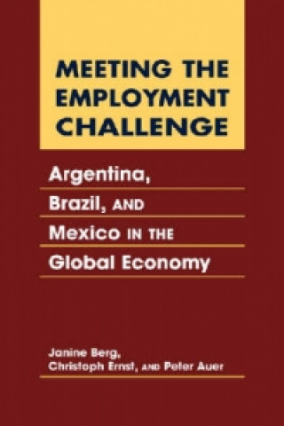 Meeting the Employment Challenge