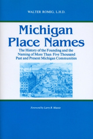 Michigan Place Names