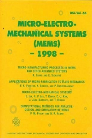 Microelectromechanical Systems (Mems) - 1998