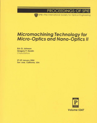 Micromachining Technology for Micro-Optics and Nano-Optics II