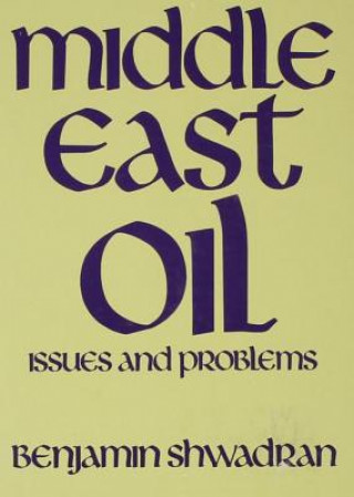 Middle East Oilissues&Problms -Pb