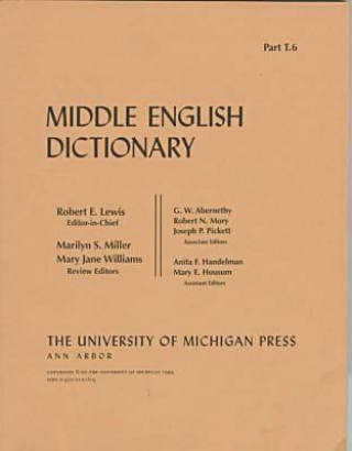 Middle English Dictionary