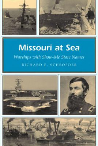 Missouri at Sea