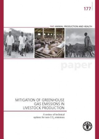 Mitigation of Greenhouse Gas Emissions in Livestock Production