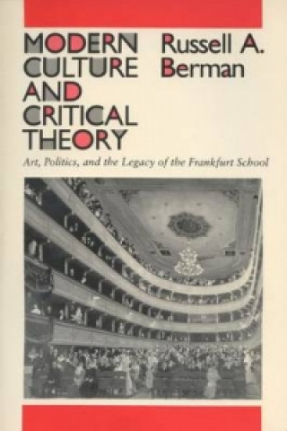 Modern Culture and Critical Theory
