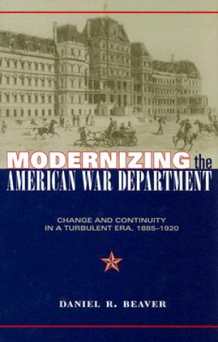 Modernizing the American War Department