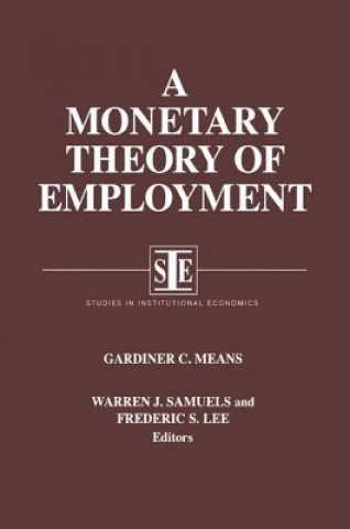Monetary Theory of Employment