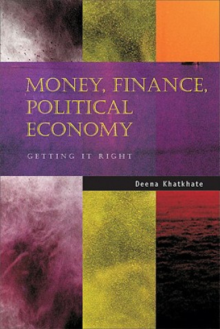 Money, Finance, Political Economy