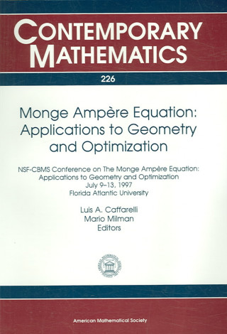 Monge Ampere Equation