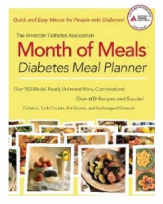 American Diabetes Association Month of Meals Diabetes Meal Planner