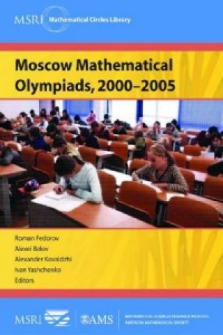 Moscow Mathematical Olympiads, 2000-2005