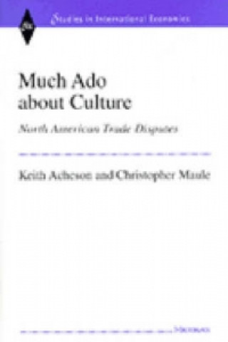 Much Ado About Culture