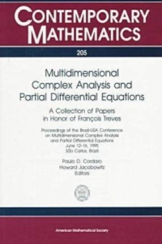 Multidimensional Complex Analysis and Partial Differential Equations