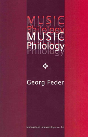 Music Philology